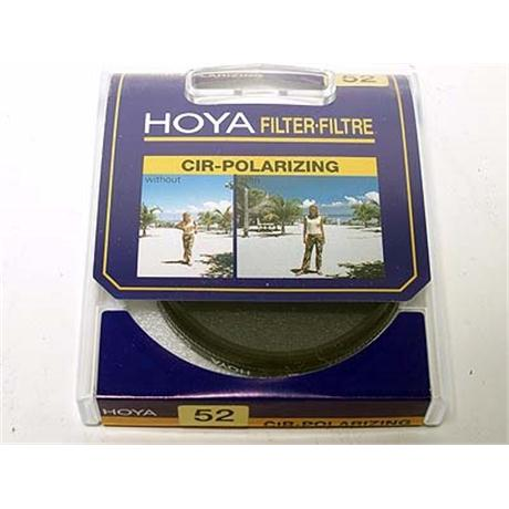 Hoya 52mm Circular Polarizer (HD) Digital  thumbnail
